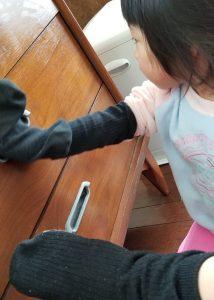 子供と掃除
