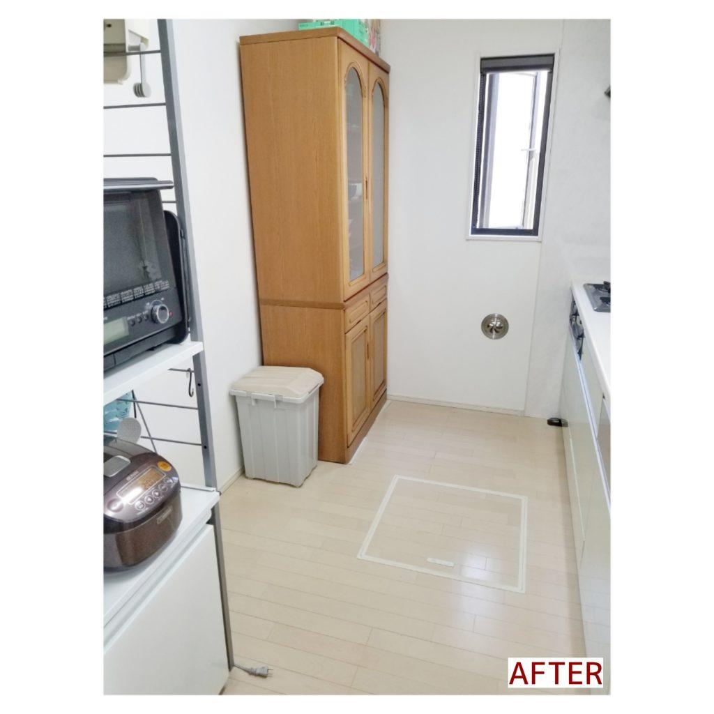 キッチン収納 整理収納