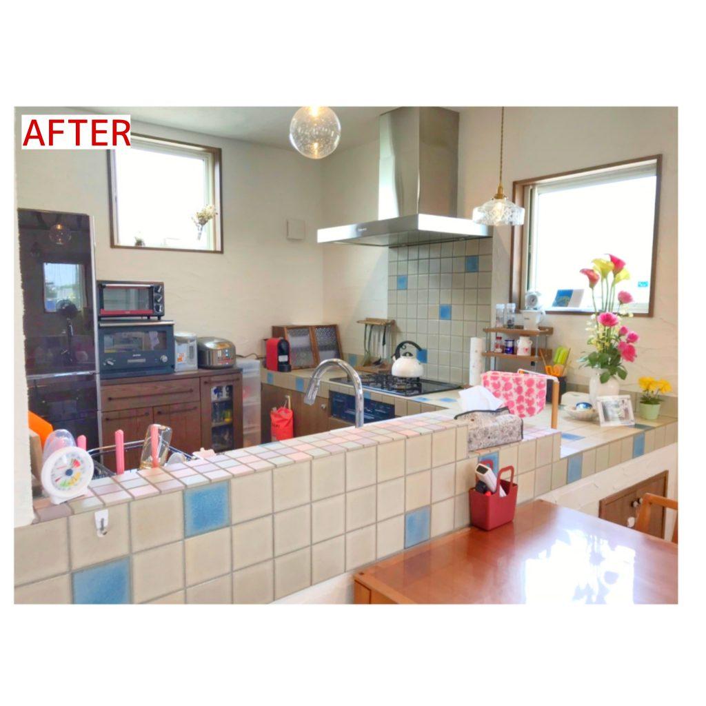 キッチン 施工事例