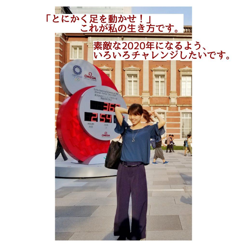 東京駅 カウントダウン