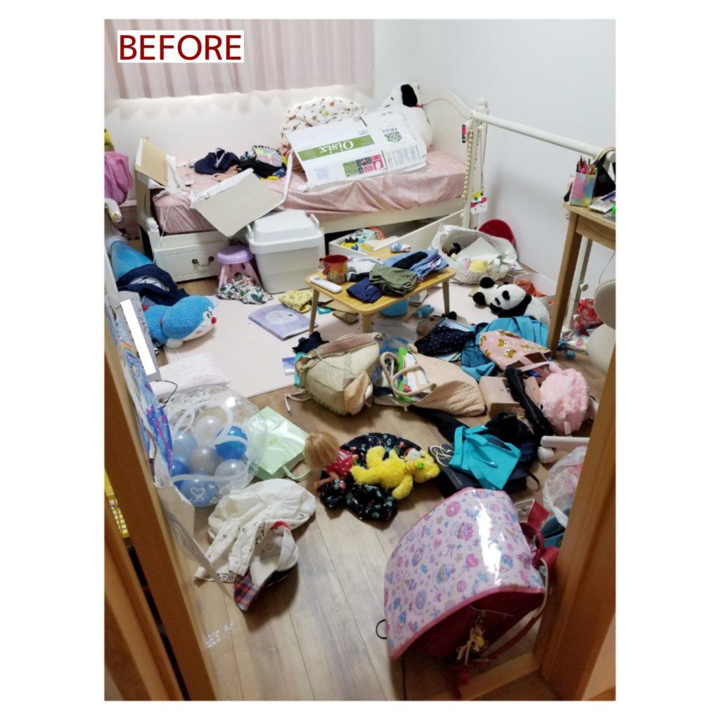 子ども部屋収納
